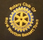 The Royal Wooton Bassett Rotary logo